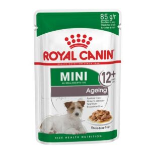 POUCH ROYAL CANIN MINI AGEING 12