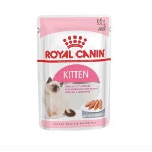 POUCH ROYAL CANIN KITTEN 85 GR