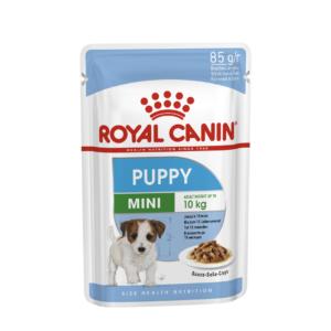 POUCH ROYAL CANIN MINI PUPPY 85 GR