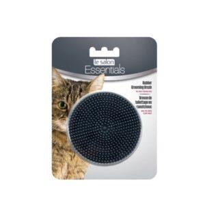 cepillo redondo goma gato